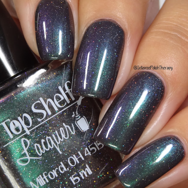 Top Shelf Lacquer Resistant to Magic | December 2018 Polish Pickup