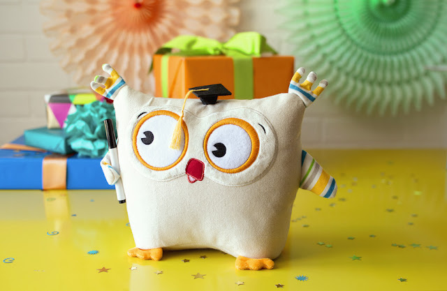 Hallmark Gifts for Grads - Autograph Owl