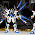 P-Bandai: RG 1/144 Strike Freedom Gundam Full Burst Mode Add On Unit at 53rd All Japan Model and Hobby Show 2013