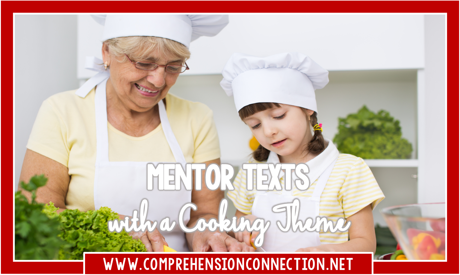Do you hear the dinner bell ringing?    Well, you are in the right place then because dinner is served! Come learn about cooking themed mentor texts for upper elementary.