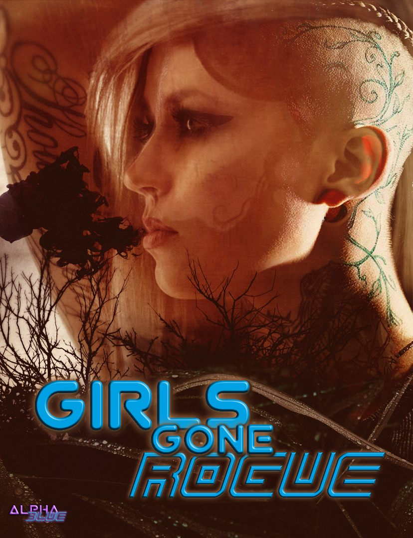 Girls Gone Rogue is a supplement for Alpha Blue