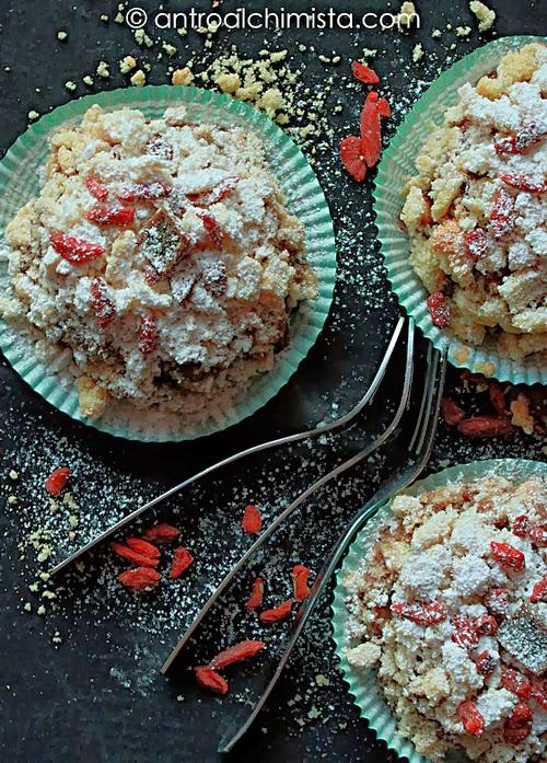 Tortine Mimosa con Crema al Cioccolato