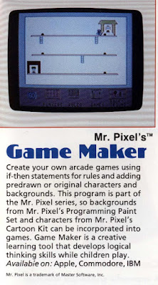 Mr. Pixel´s Game Maker