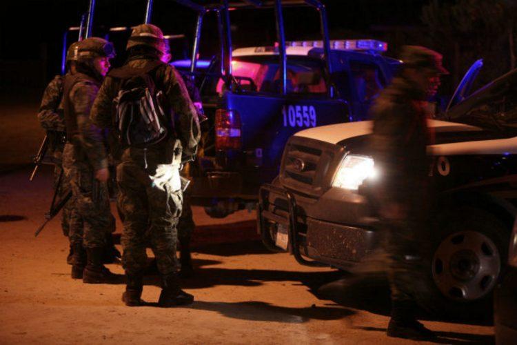 Rafaguean a escoltas de comisionado de seguridad de Chihuahua