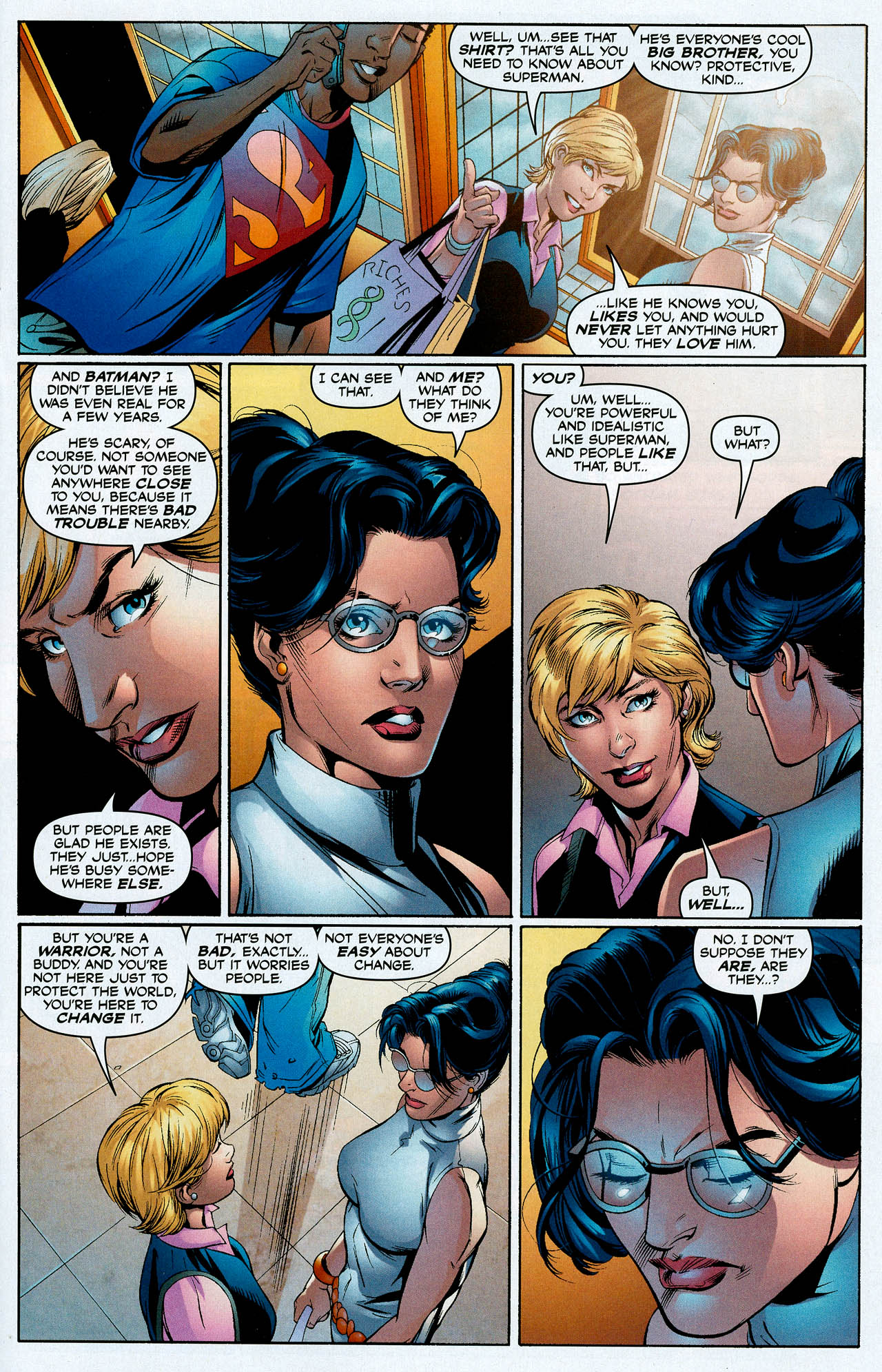 Read online Trinity (2008) comic -  Issue #8 - 14