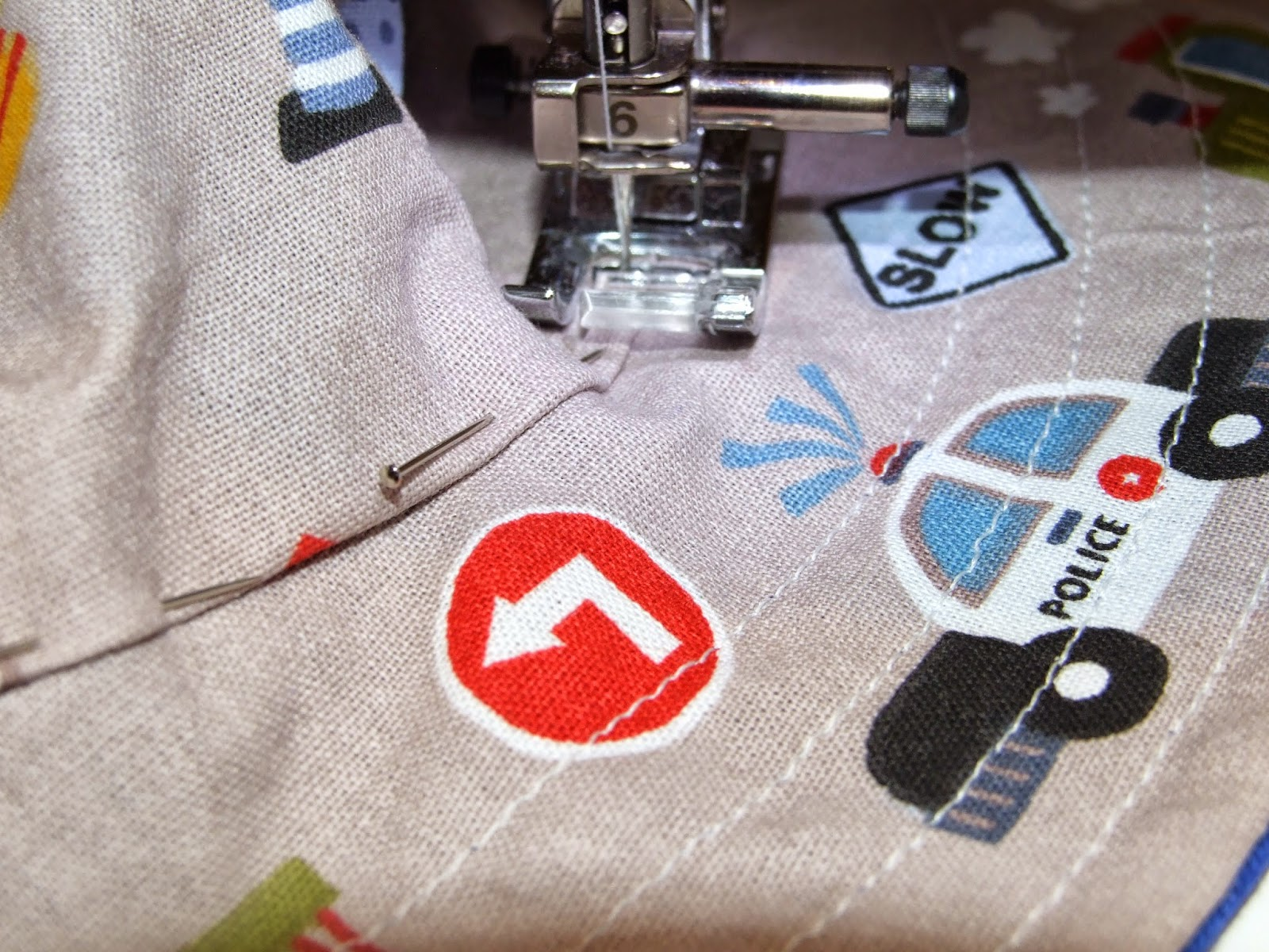 gorro infantil reversible La vie en DIY dia 2