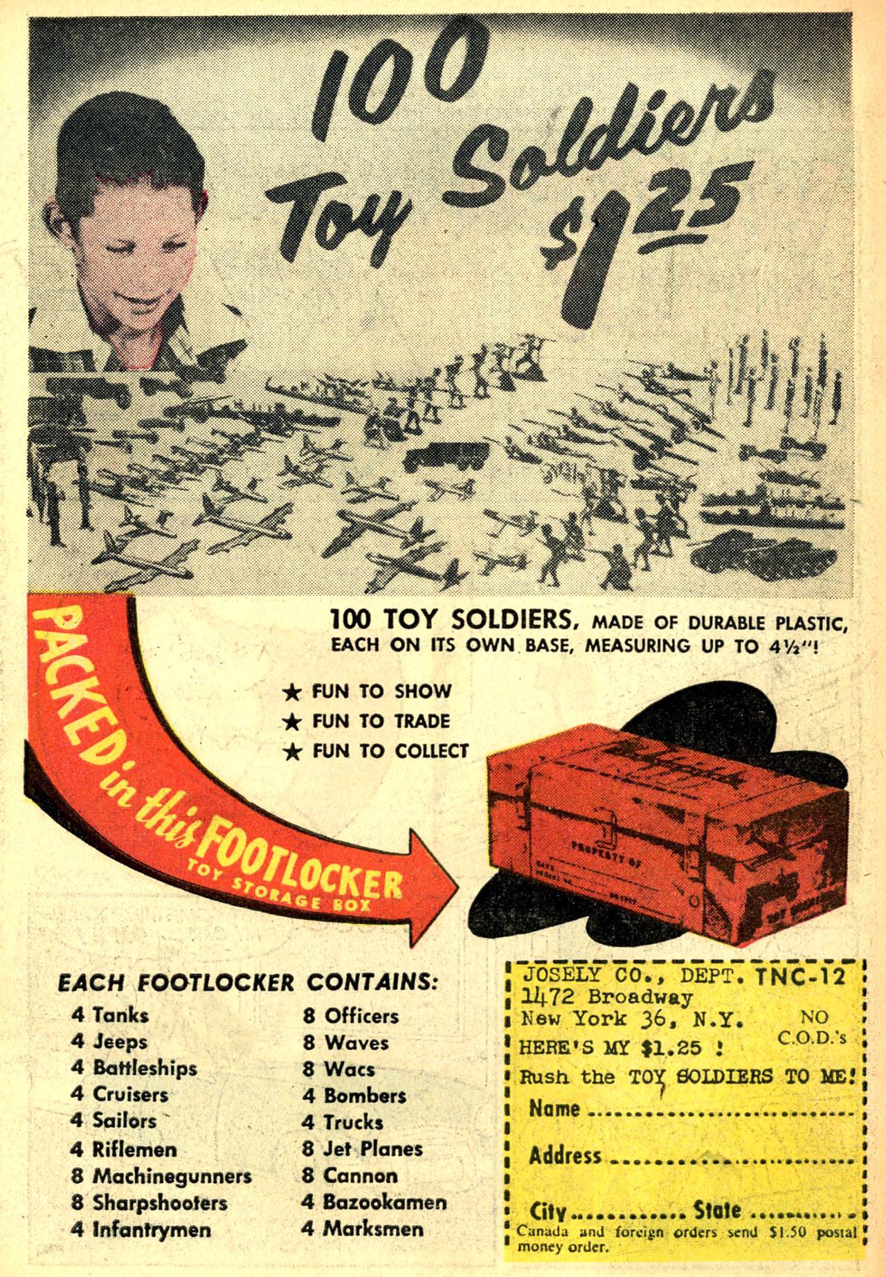 Read online Detective Comics (1937) comic -  Issue #240 - 33