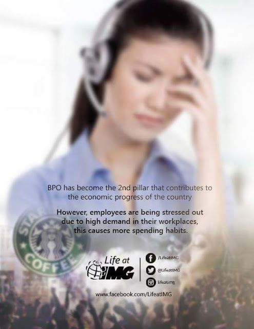 BPO employees are stressed out due to high demand