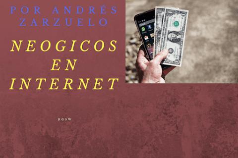 Negocios online: Cómo hacer dinero en internet
