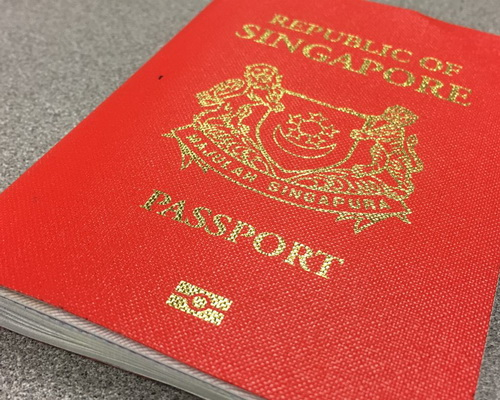Tinuku Singapore and Germany strongest passport holders in the world