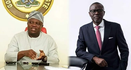 Ambode to Exit APC? Ward Chairmen Have Endorsed Sanwo-Olu