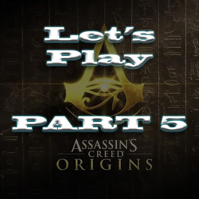Tech Boy plays Assassin's Creed Origins P5