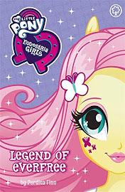 My Little Pony Equestria Girls: Legend of Everfree Books