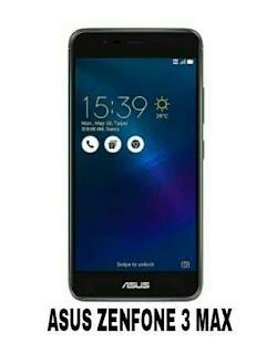 Smartphone gaming Asus zenfone 3 Max