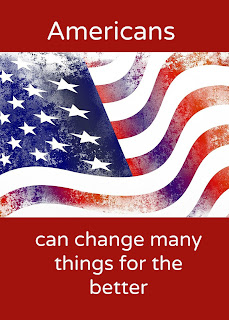 americans can change things