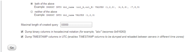 HOW TO CREATE  SQL FILE FROM A WAMP SERVER DATABASE (EXPORT/ EXPORT