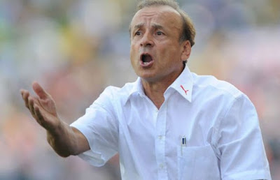 NFF is Owing Super Eagles Boss Rohr Three Months Salary