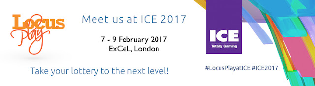 LocusPlay at ICE 2017