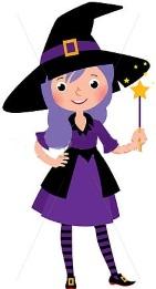 Cuento de brujas para niños