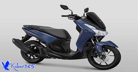 Yamaha Lexi Baru Luncurkan Fitur ABS