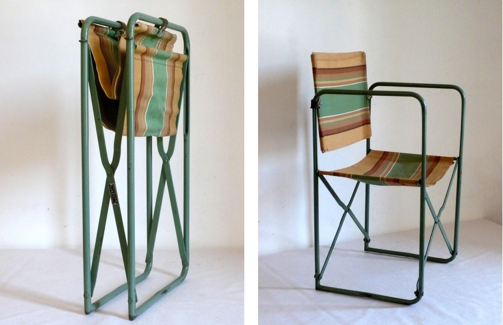 art utile chaise pliante jacques hitier. Black Bedroom Furniture Sets. Home Design Ideas