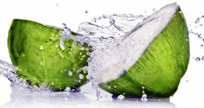 cara turunkan kolesterol dengan air kelapa