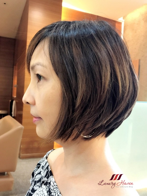 singapore best orchard hair salons short bob