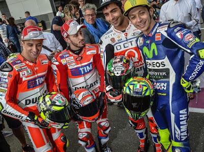 Menghitung Peluang Ducati Gulingkan Yamaha di Seri Pembuka Qatar