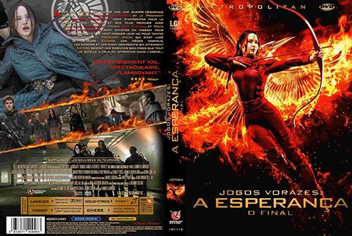 Torrent - Jogos Vorazes: A Esperança: O Final Blu-ray rip Blu-ray rip