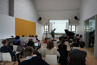 Orpheus Instituut, Academuy for Music and Theory 2011, Johan Sebastian Bach, artistic research, Mark Lindley