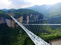 Jembatan Berbahaya Dunia - Inilah 4 Jembatan yang Paling Horor di Muka Bumi