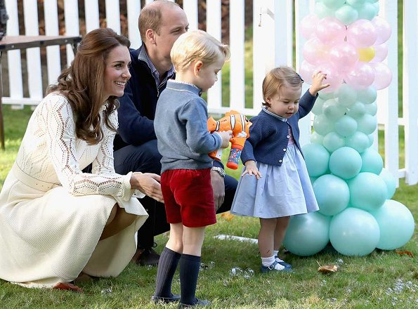 Prince George and Princess Charlotte of Cambridge will be Page Boy and Bridesmaid who serve their aunt during the wedding of their aunt Pippa Middleton and James Matthews.