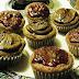 Receita de Cupcake Vegano de Laranja
