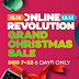 Lazada Philippines Wraps Up Online Revolution with a 6-day Grand Christmas Sale