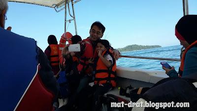 Snorkeling Kota Kinabalu