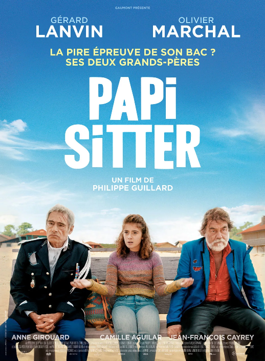 Papi-Sitter [HDRip] [Streaming] [Telecharger]