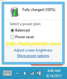 Cara kalibrasi baterai laptop agar kembali baru
