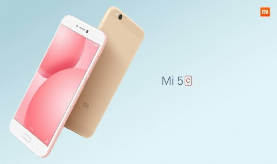 Xiaomi Mi 5c Announced for Php11K; Octa Core Surge S1, 3GB RAM, 64GB ROM
