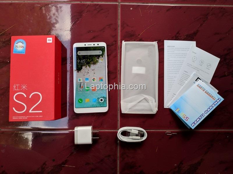 Paket Pembelian Xiaomi Redmi S2