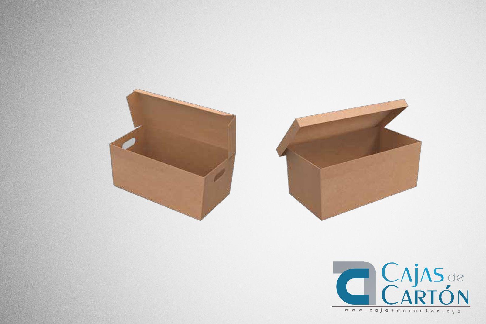 Cajas de Cartón Archivo Muerto