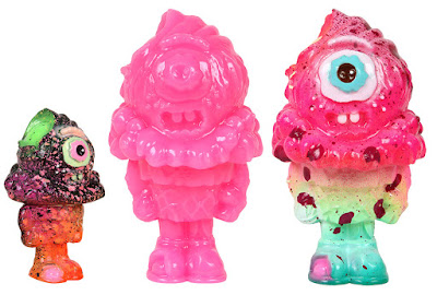 Zombie Mister Melty Resin Figures by Buff Monster