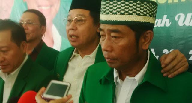 PPP Kubu Djan Faridz Resmi Dukung Lulung untuk Cagub DKI Jakarta