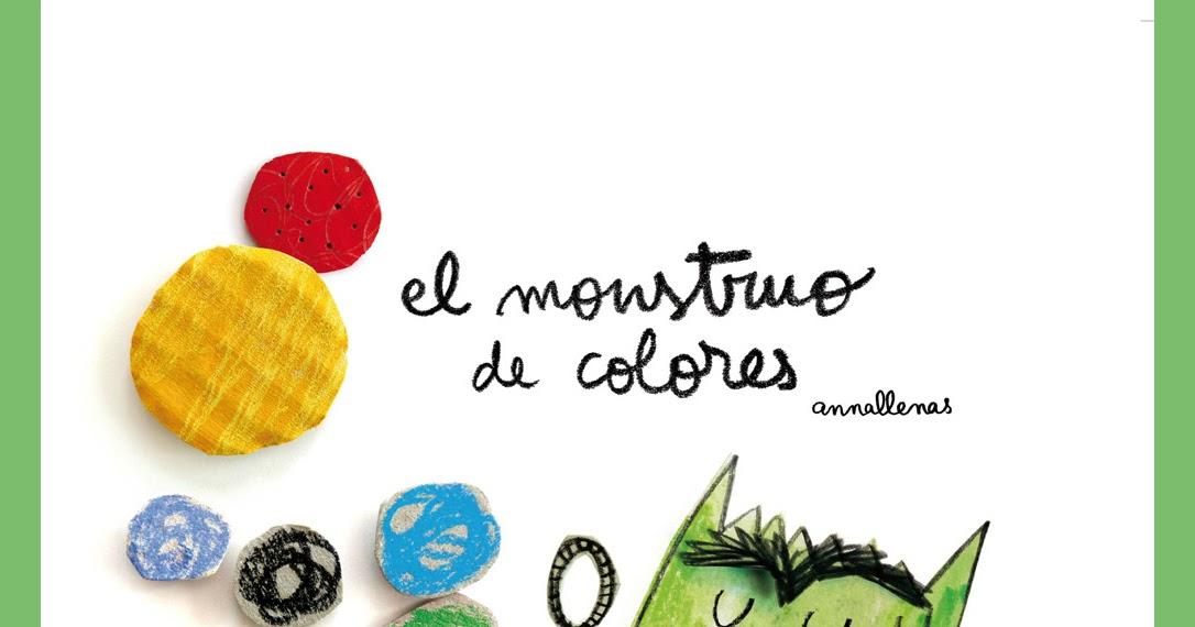 Cuéntame un cuento: El monstruo de colores - Aula de Elena
