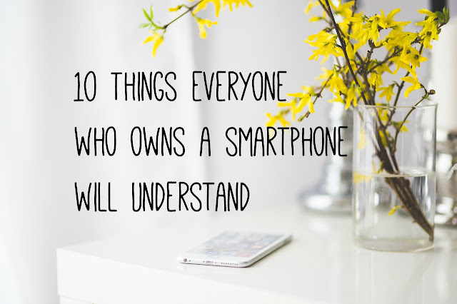things a smart phone user will understand