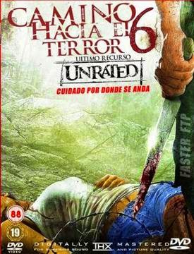 Camino Hacia el Terror 6 en Español Latino