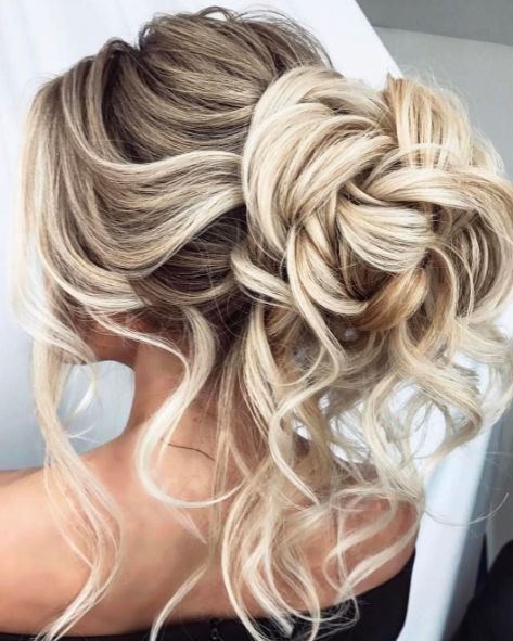 Trends Prom Hairstyles 2018