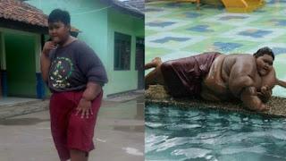 To πιο παχύσαρκο παιδί, έχασε κιλά και πλέον μπορεί να παίζει με τους φίλους του! (pics & vid)