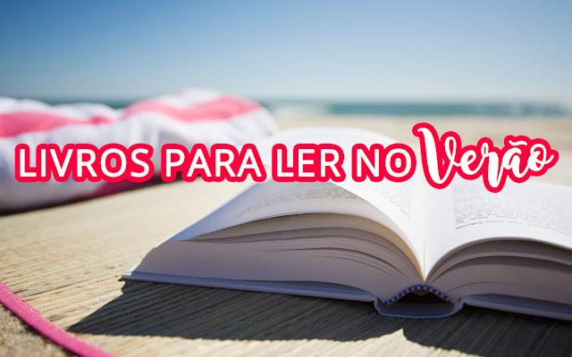 Lista: 24 livros para ler no verão