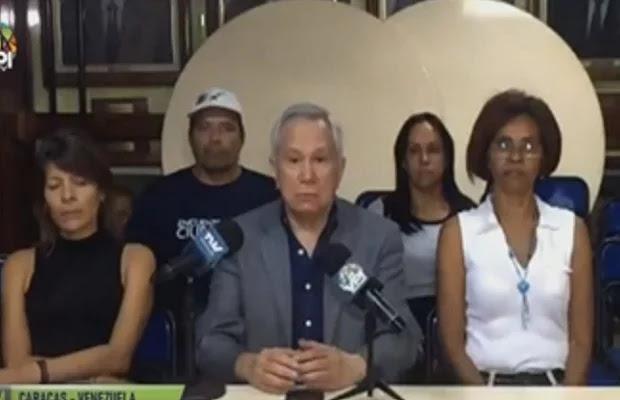 Sector salud respalda a Guaidó y pide a la Fuerza Armada que permita ayuda humanitaria