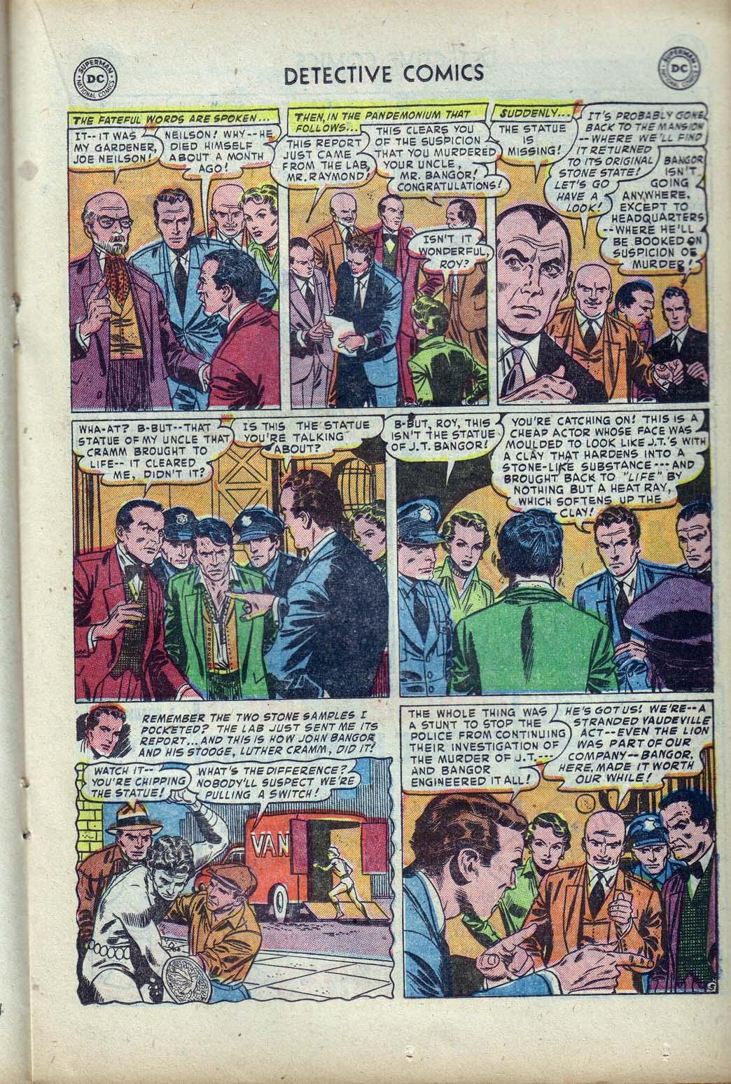 Read online Detective Comics (1937) comic -  Issue #190 - 21